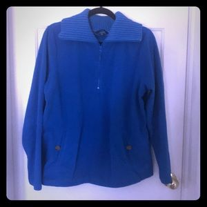 Land's End 1/2 Zip Pullover